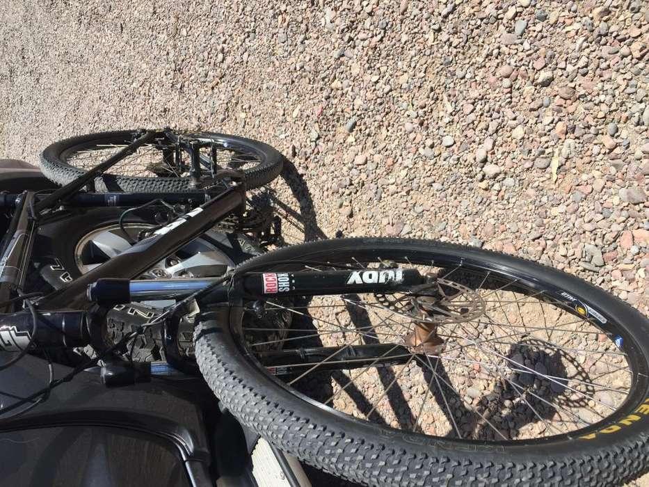 Bicicleta rodado 26 gt