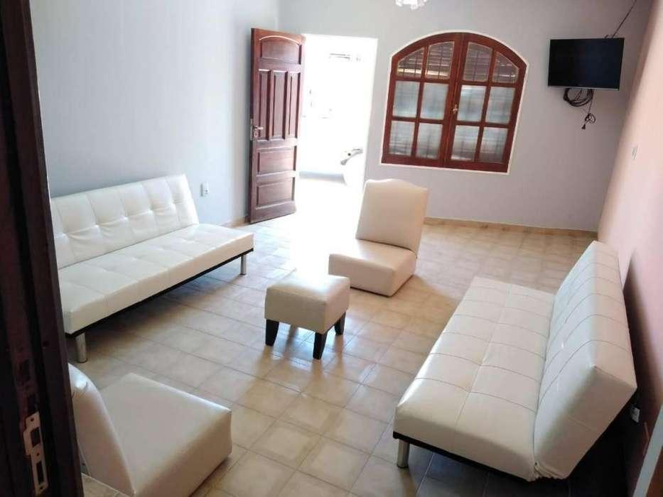 jl76 - Casa para 1 a 5 personas con cochera en Ciudad de la Rioja