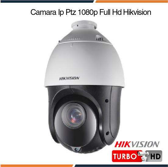 Cámara IP Ptz1080p 2Mp FullHd Hikvision Ds2de4220iw
