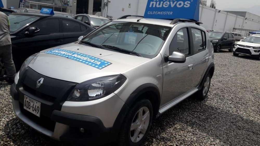 Renault Stepway 2014 - 41000 km