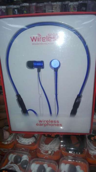 Audifonos a Bluetooth