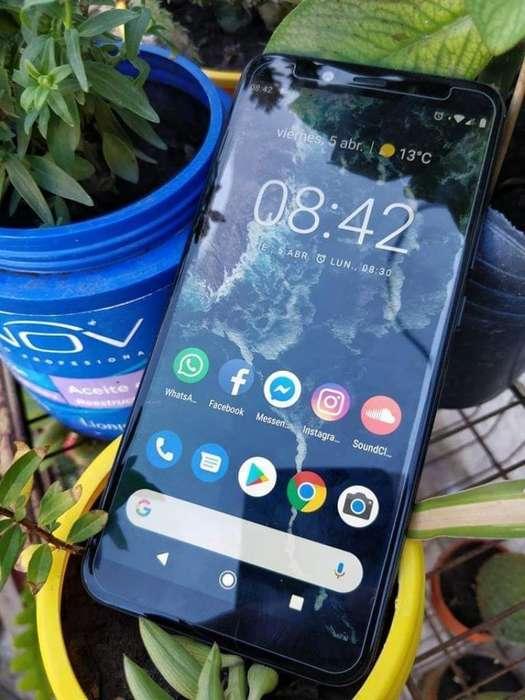 Xiaomi Mi A2 Libre 64gb Y 4ram Impecable