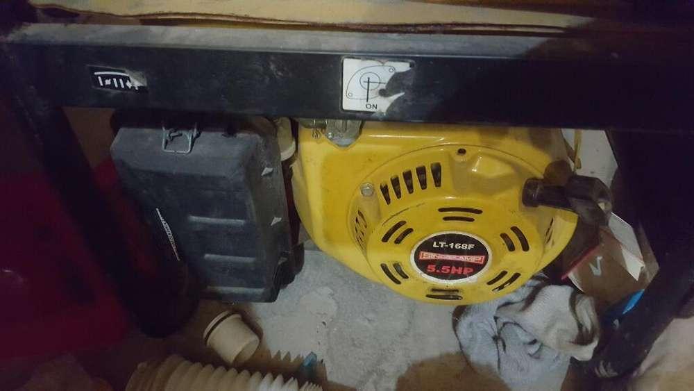 Generador Cincolam 5.5 Poco Uso