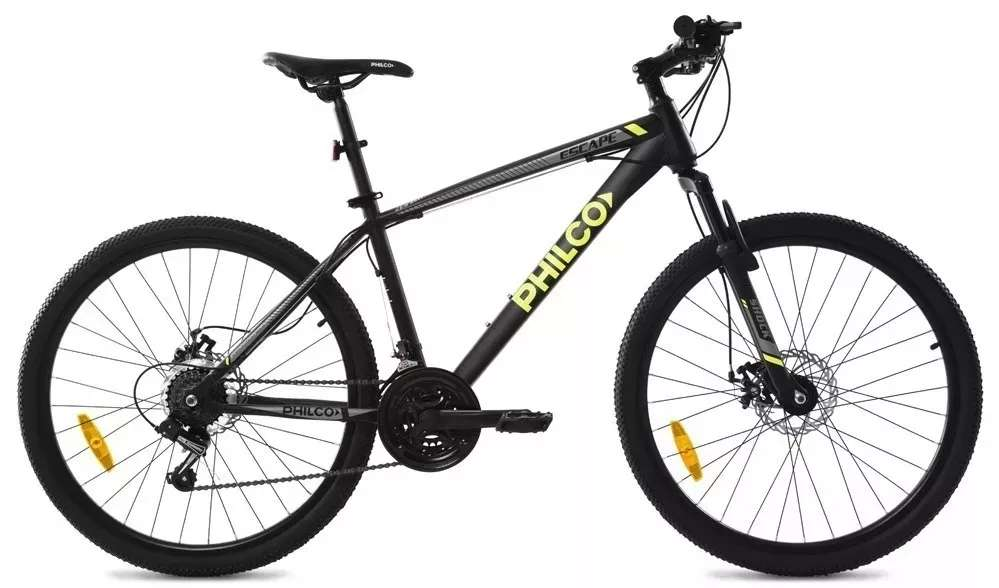 Bicicleta Philco Mountain Bike Escape Rodado 26