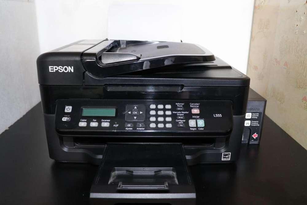 Impresora Epson Sistema Continuo Wifi