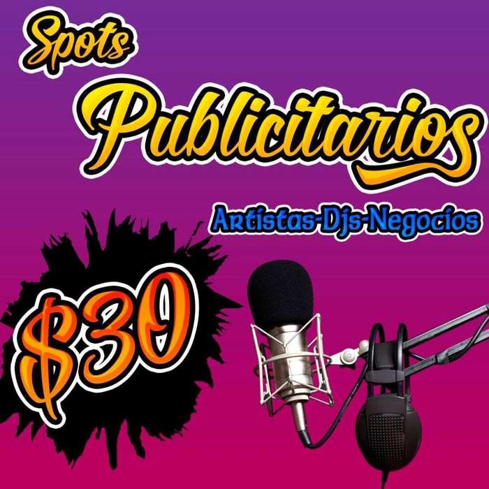 spots publicitarios para <strong>artista</strong>s djs y negocios