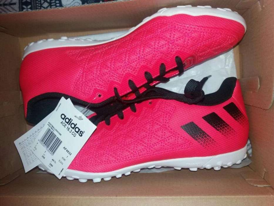 Adidas Ace 16.3 Cg Shock Red