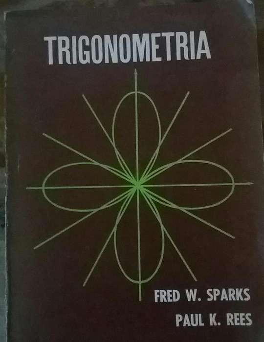 Libro Trigonometría Fred W. Sparks Paul K. Rees