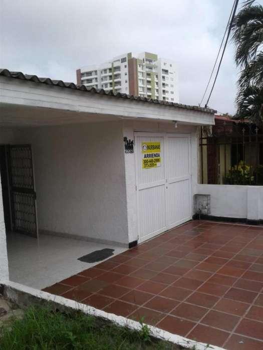 Casa En Arriendo En Barranquilla Nuevo Horizonte Cod. ABINU20875