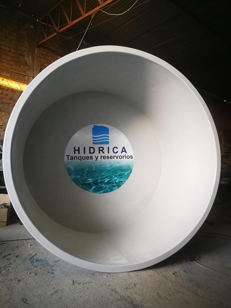 Tanque de agua en fibra de vidrio nuevos