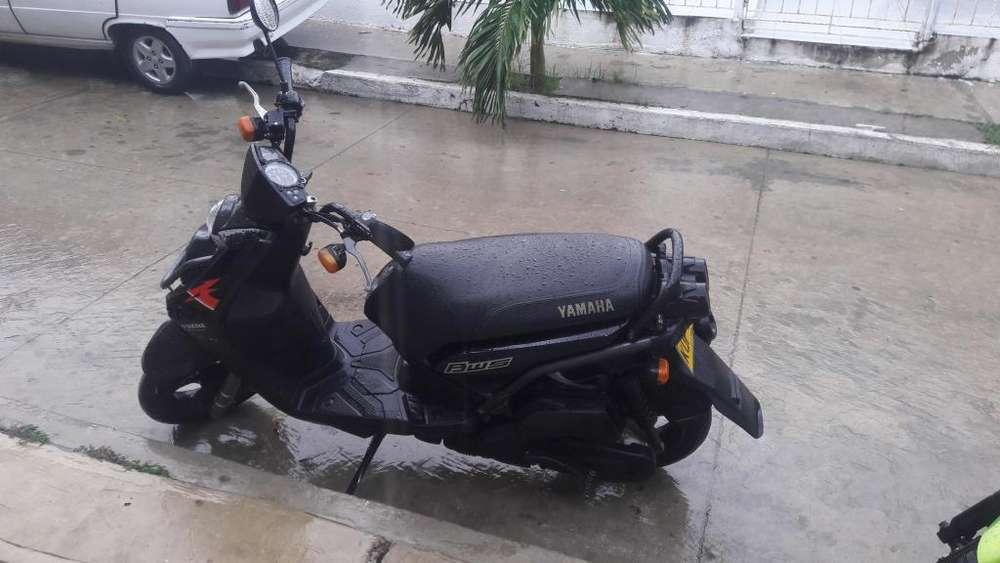 Moto bws Yamaha