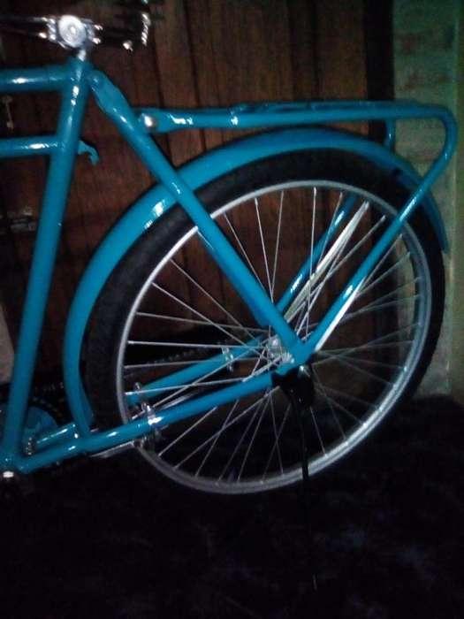 Antigua Bicicleta Inglesa Totalmente Restaurada R 26
