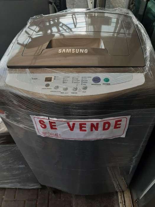 Lavadora Samsung 30lbs