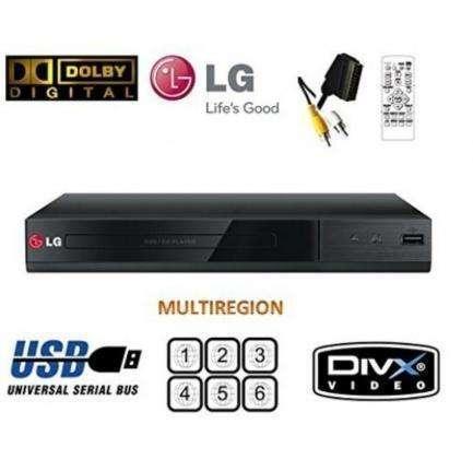 DVD LG DP132