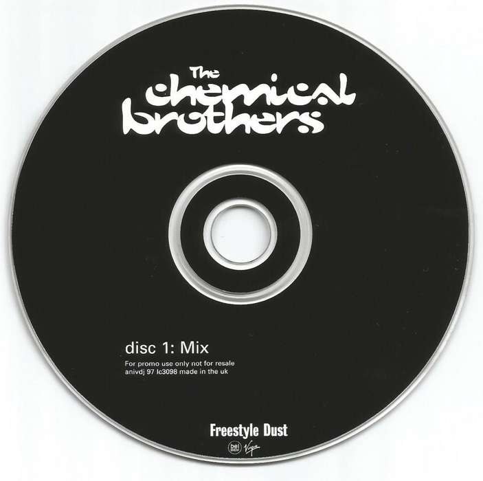 * MIX & INTERVIEW The Chemical Brothers singles para cd players Dj tornamesas digitales deejays Entrega a domicilio
