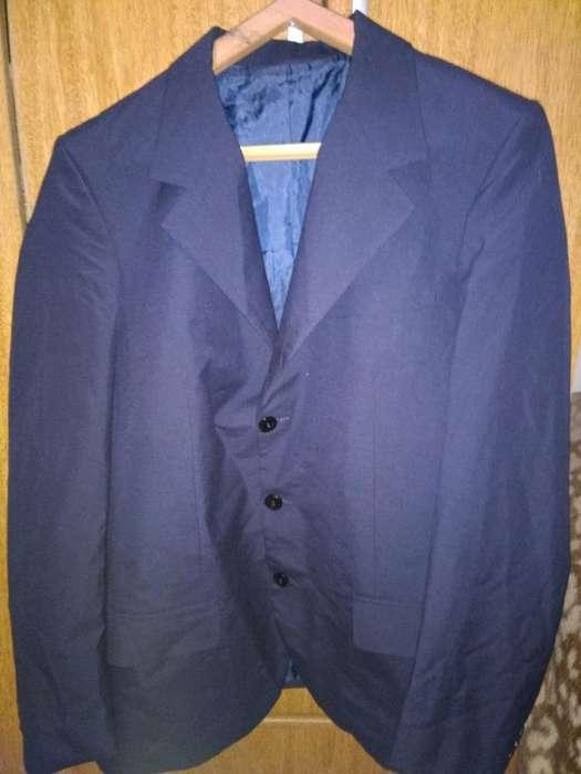 <strong>traje</strong> Clásico Azul Hombre