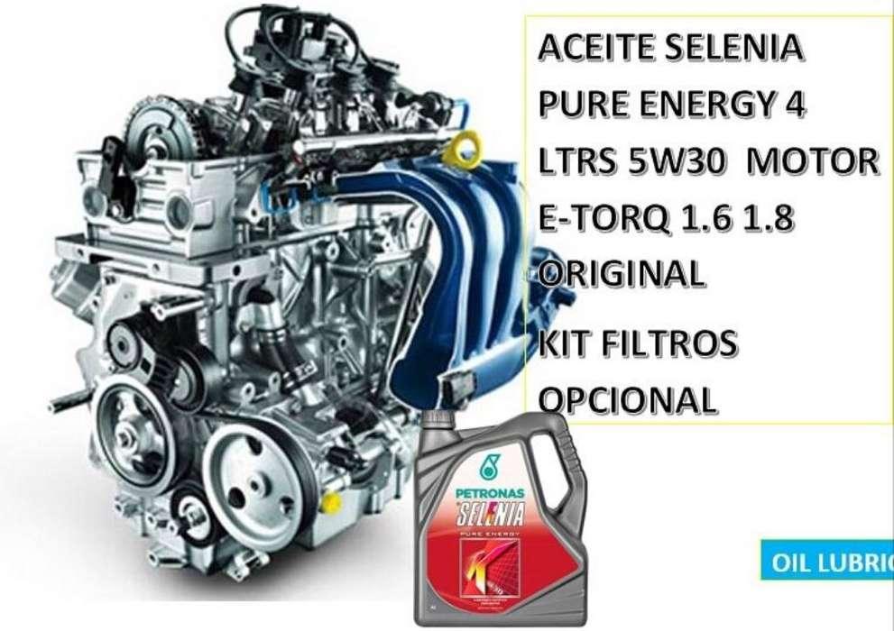 Aceite Motor E-torq 1.6 1.8 Fiat