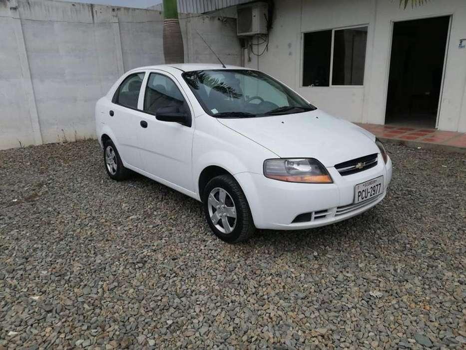 Chevrolet Aveo 2017 - 54000 km
