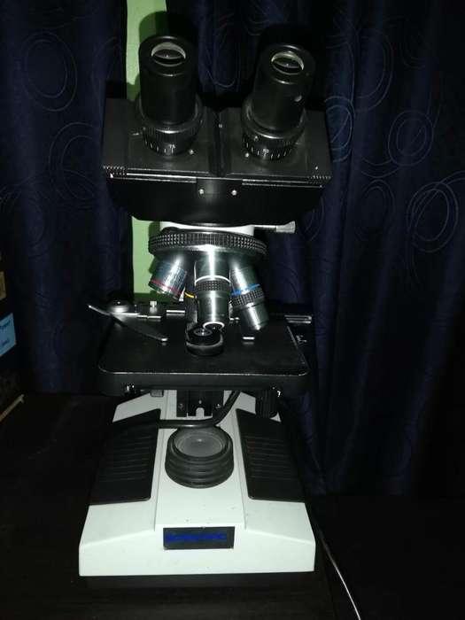 Microscopio Scientific