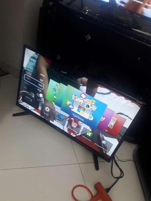 Smart Tv 32 Pulgadas Sankey Excelente Es