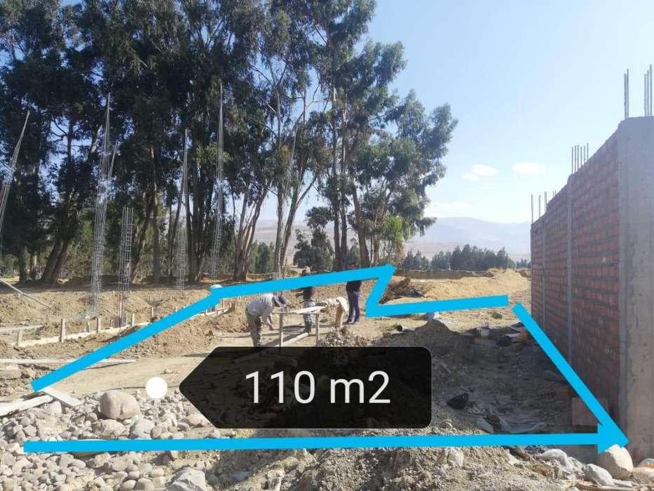 Lote de terreno 110 m2 en Sapallanga Zona Urbana