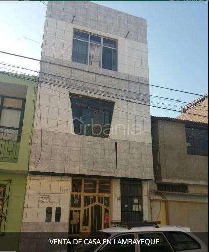 Casa de 3 pisos en Venta en Lambayeque precio 100 mil dolares negociable
