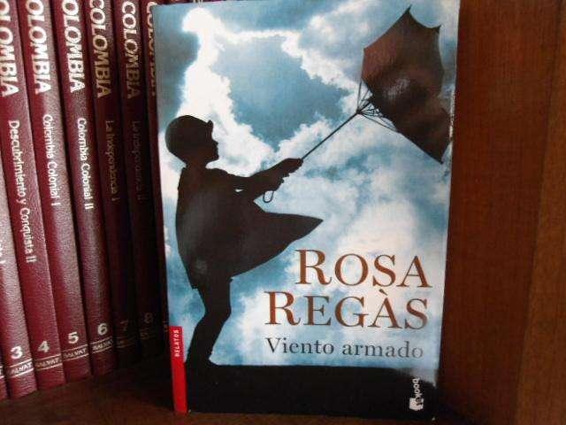 Rosa Regàs: Viento armado