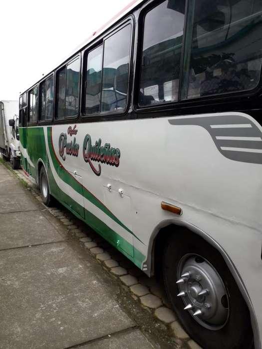 Vendo Bus con Puesto en Puerto Quito