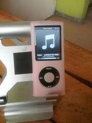 iPod Nano 4g de 16 Gb Cargador Cable Y M