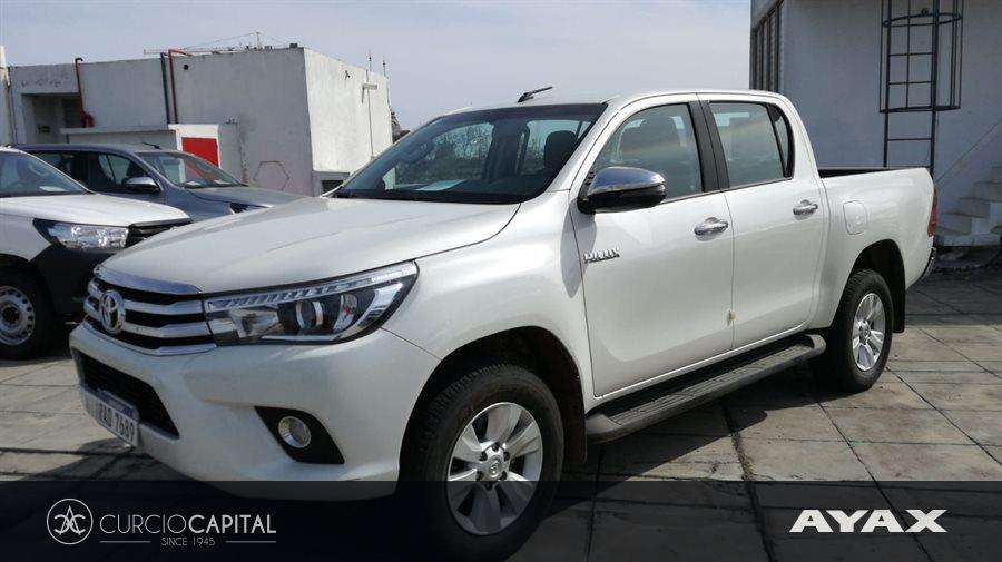 <strong>toyota</strong> Hi-Lux 2018 - 37000 km