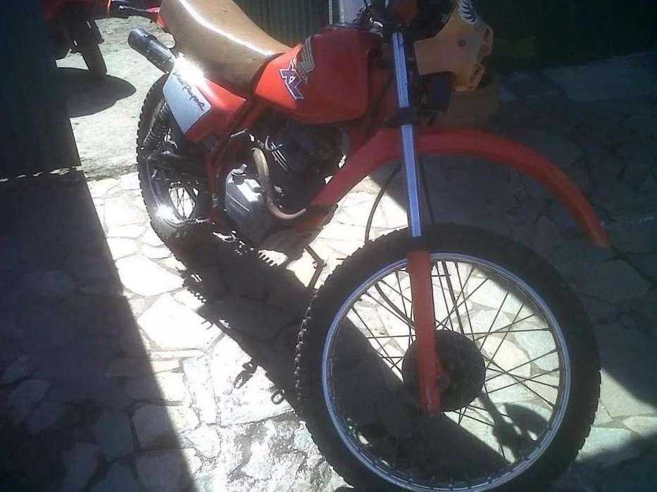 HONDA XL 125 ORIGINAL - MOD. 95