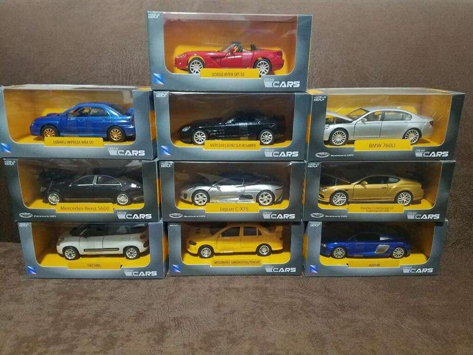 Coleccion de Autos a Escala