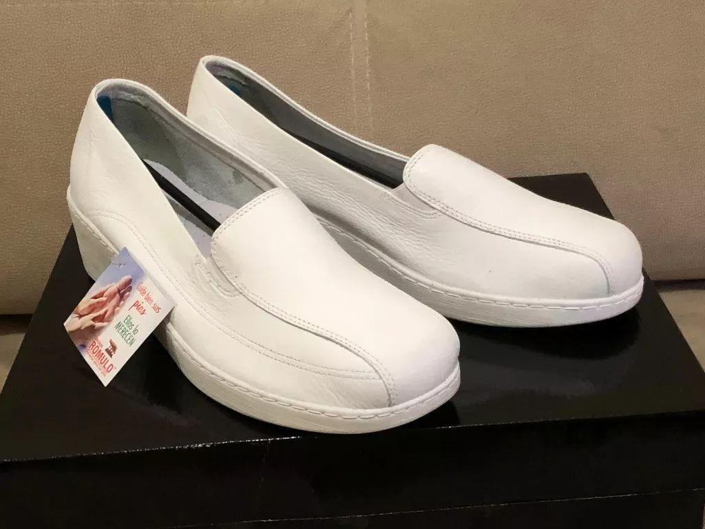 589f966d Zapato Mujer De Cuero Para Enfermera Talla 39 - Quito