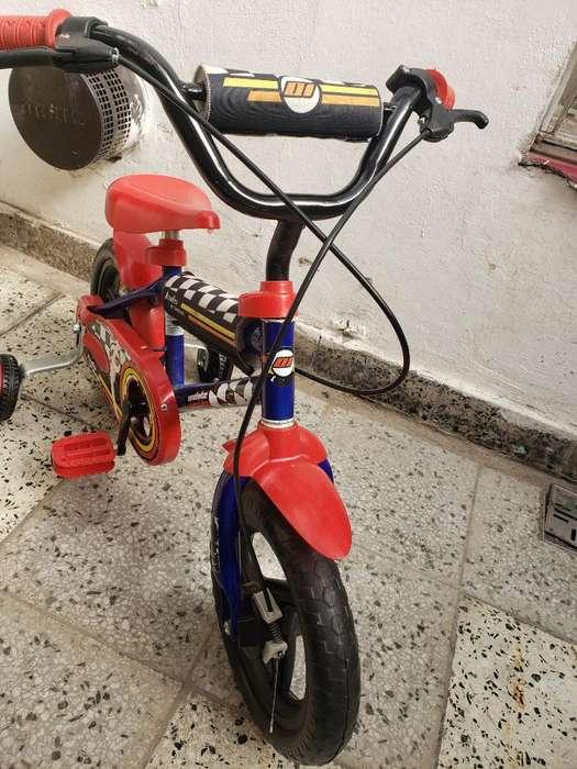 Bicicleta Muy Buen Estado Rodado 12