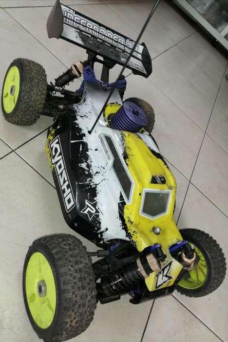Carro Buggy Kyosho Inferno Neo 2.0 Nitro