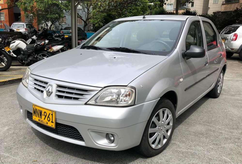 Renault Logan 2008 - 80200 km
