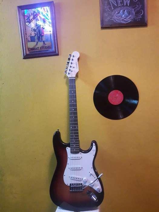 Guitarra Electrica Samray