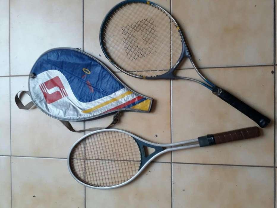 Raquetas para Tenis. Negociable