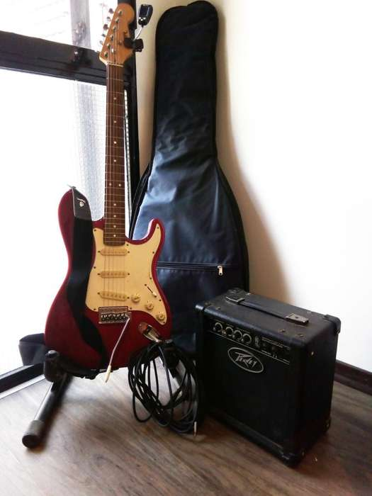 Vendo combo guitarra eléctrica amplificador