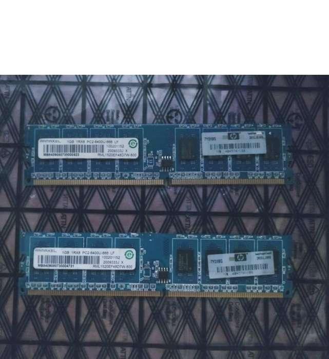 Memorias Ram Multimarca