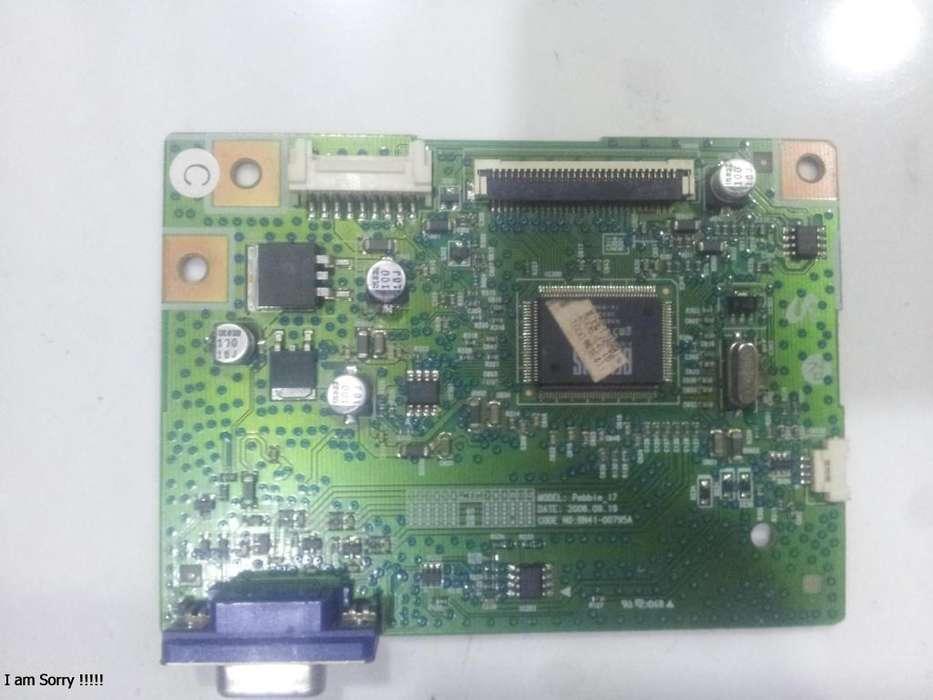 Main Board Monitor Samsung