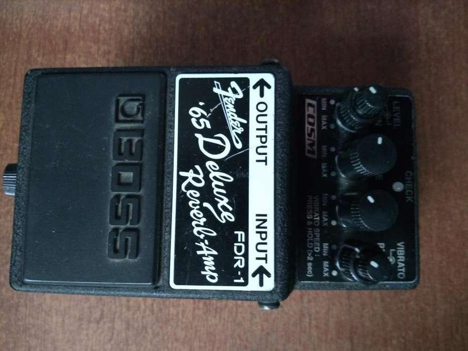 Pedalera Boss Fender Deluxe