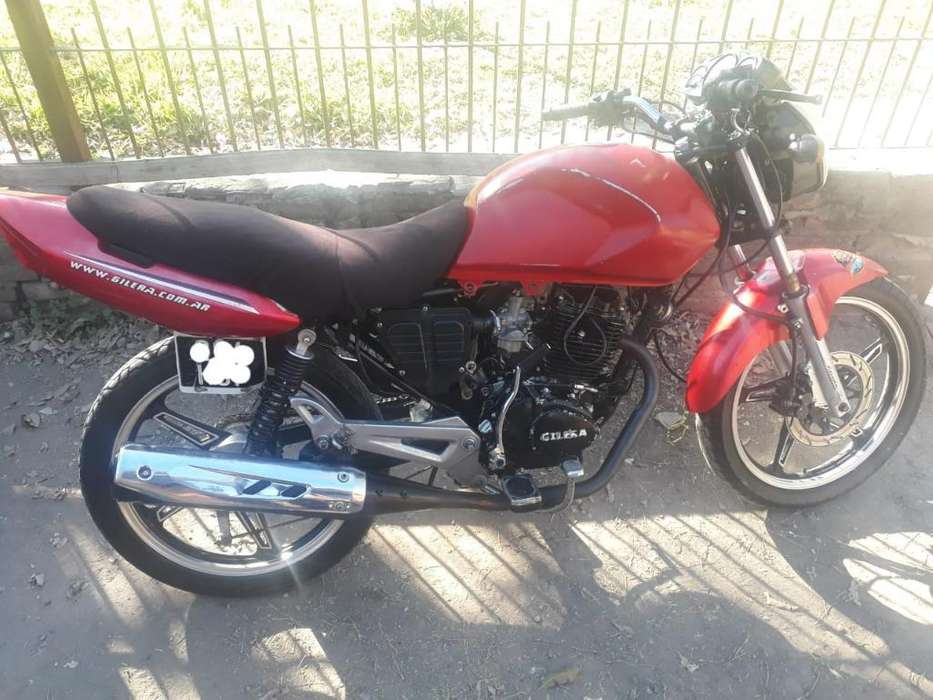 Permuto Moto por Otra O La Vendo 19000