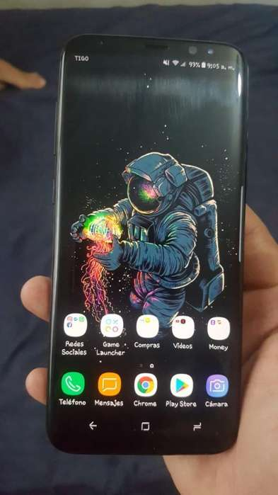 Samsung S8 Plus Detalle en La Esquina