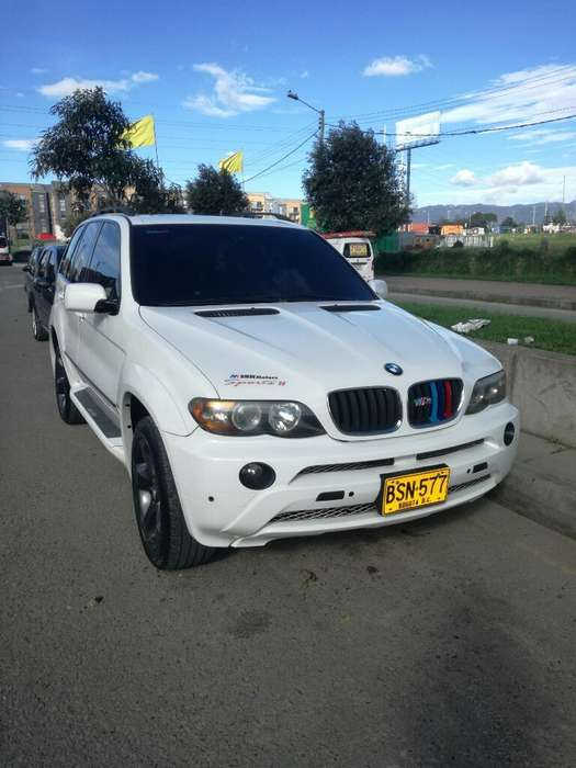 <strong>bmw</strong> X5 2005 - 74556 km
