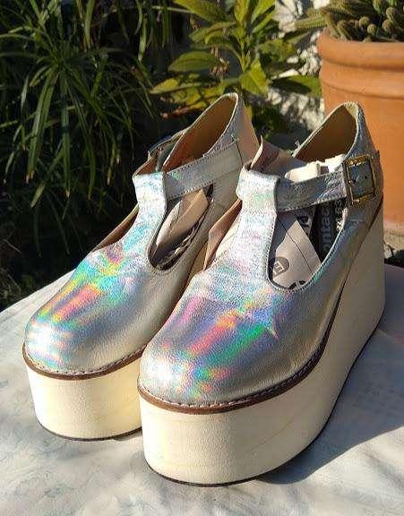 Zapatos estilo guillermina
