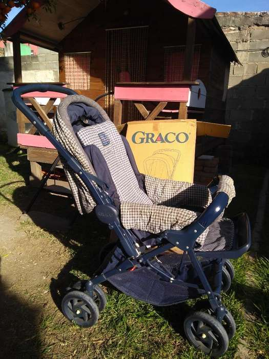 Coche Cuna <strong>gracco</strong>