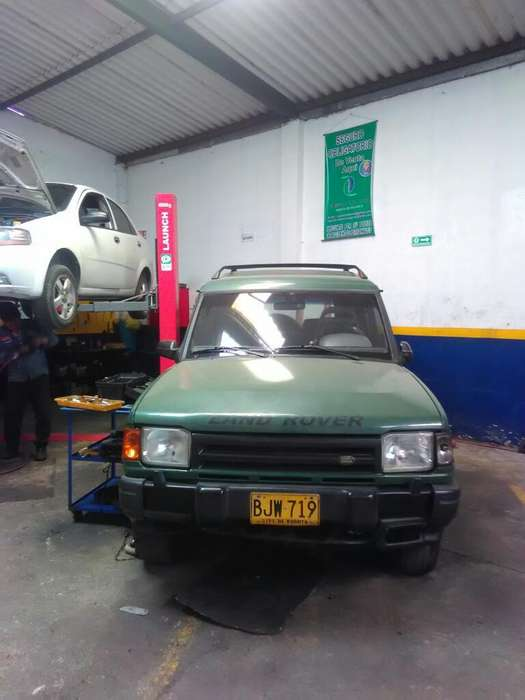 Land Rover Discovery 1997 - 250850 km
