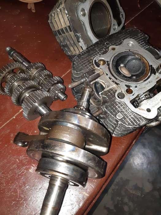 Partes de Motor Pulsar 180