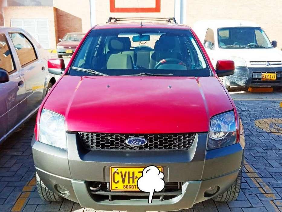 Ford Ecosport 2007 - 142000 km